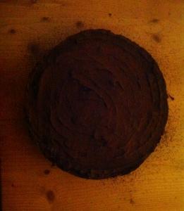 Torte Mousse au Chocolat
