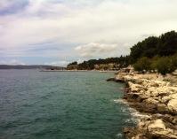 Küste beim Marjan