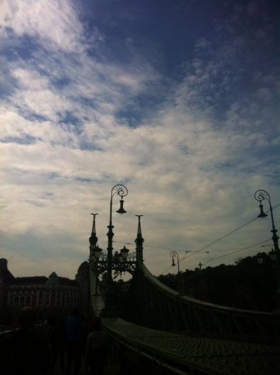 immer wieder diese schönen Kompositionen in Budapest