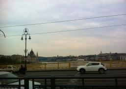 Blick von der Margarethen-Brücke