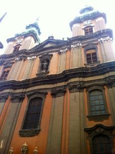 sehr beeindruckendes Gebäude, eine meiner zwei liebsten Kirchen in Budapest