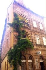 Haus in der Szerb-Strasse, das mir sehr gefiel