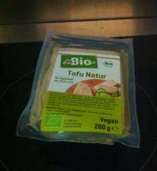 Tofu für Besonderes (manchmal)