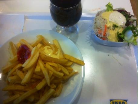 Mittag essen