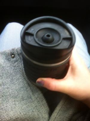 und dazu: Kaffee...