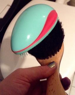 Bürsten für die Haare