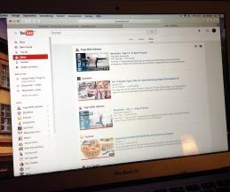 Youtube schauen