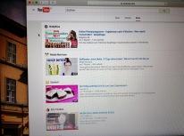 Youtube checken...