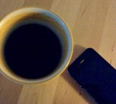 ah der Kaffeeservice funktioniert hervorragend!