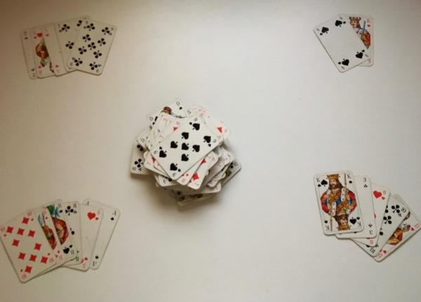 Kartenspiel Arschloch