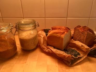 Brot, Reis und Zucker