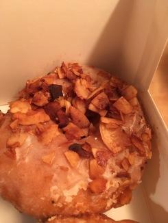 maple coconut bacon