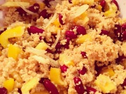 "19. Februar ""Couscous Mango Salat"""