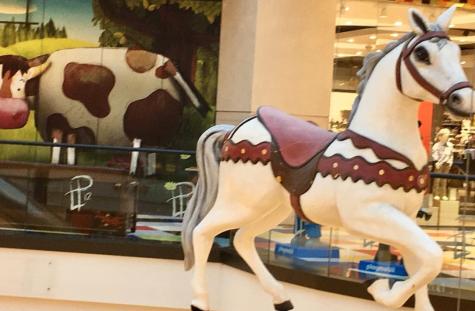 """5. März """"Das Pferd und die Kuh!"""""""