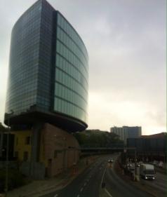 """""""Zitrone"""" - Bürogebäude"""